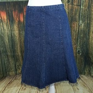 Cute Denim skirt